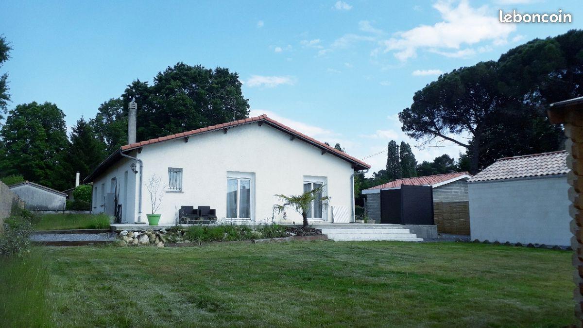 Maison 150m2 et 4 Chambres à 20 min de Bordeaux