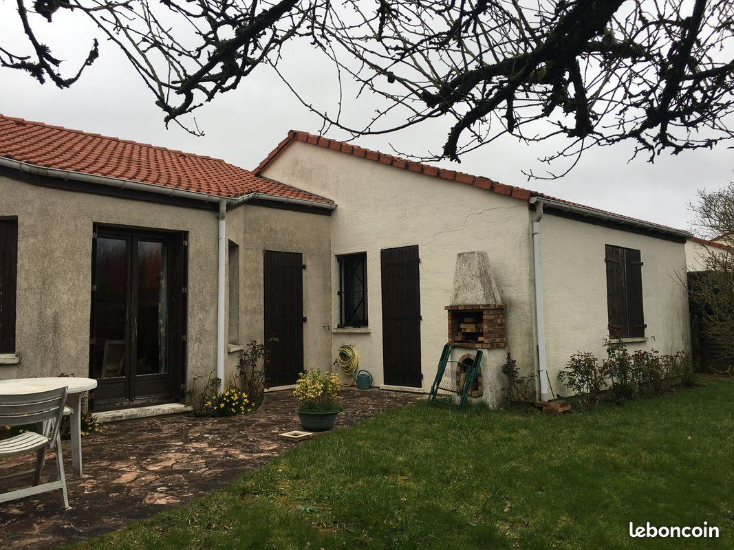 Maison individuelle plain pied 100 m² Voisins le Bretonneux (78960)
