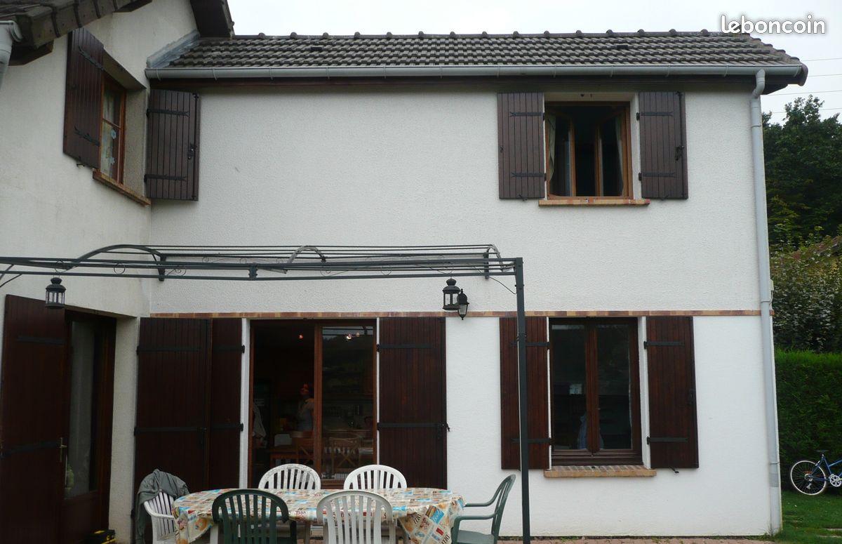 Maison 80m², calme, en bordure de foret, à 2km RER B Saint-remy-les-chevreuse