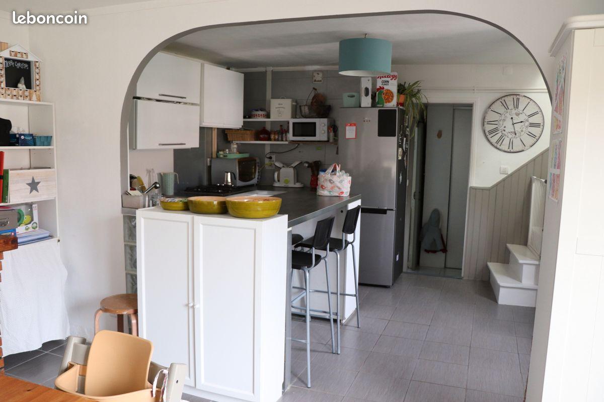 Maison à Trappes - 3 pièces - 74m²