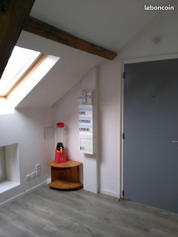 Hesdin studio +mezzanine caf apl/rsa acceptes