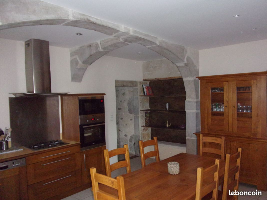 Appartement de caractère de 176 m²
