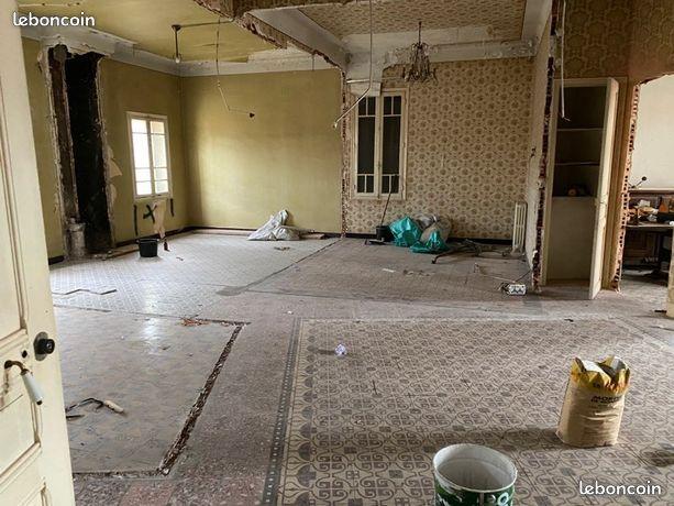 Appartement 120m2 elne a rénover
