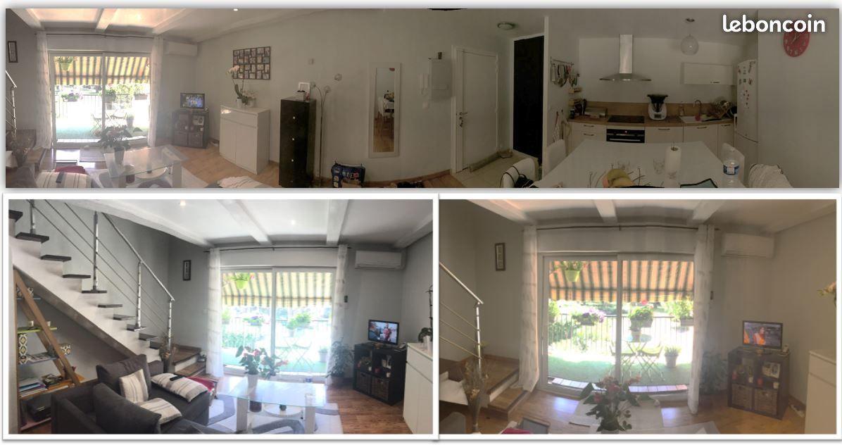 FREJUS OUEST : Duplex/Appartement de 58 m² rénové (3 pièces)