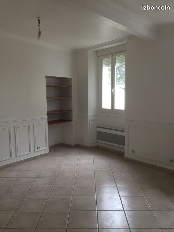 Appartement 2 pieces rdc