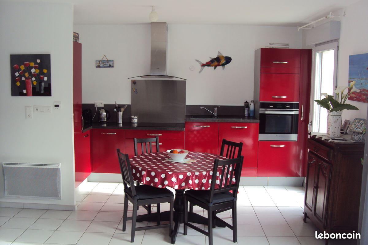Appartement rez de jardin piriac 44420