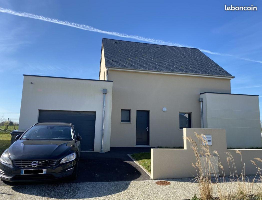 Location maison BBC Mathieu 145m2