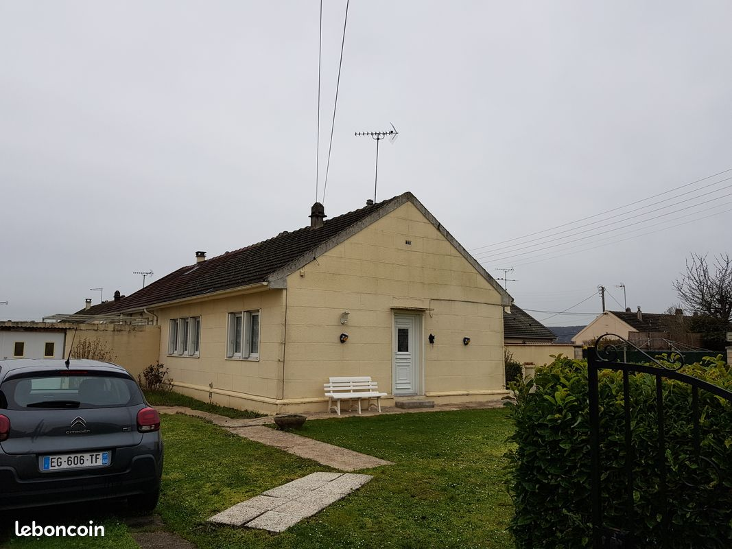 Bien Immobilier A Vendre Chambly 60230