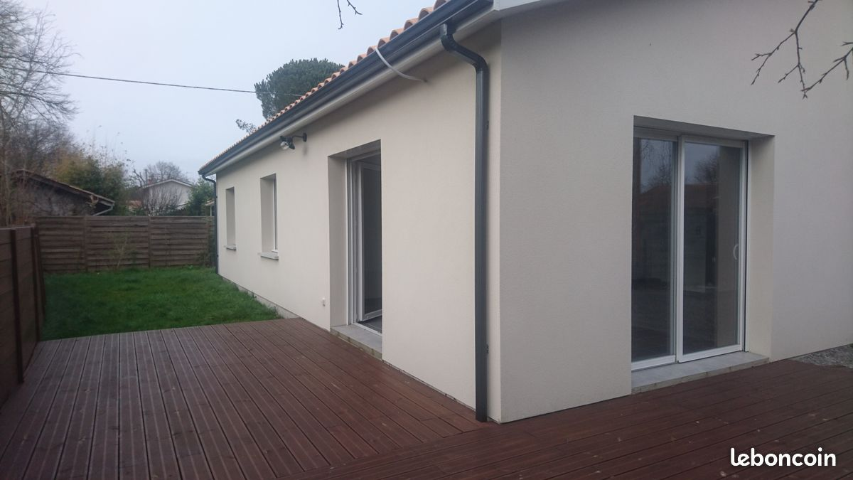 Maison A Louer Ares 33740