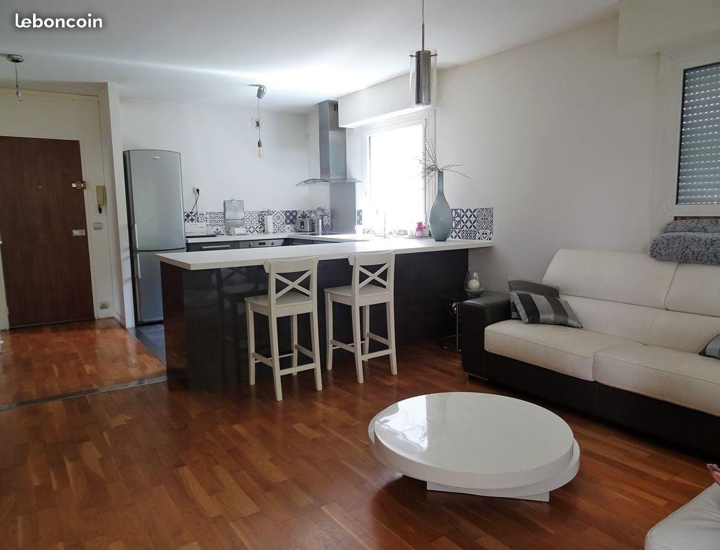 Appartement 4 pieces 82m2
