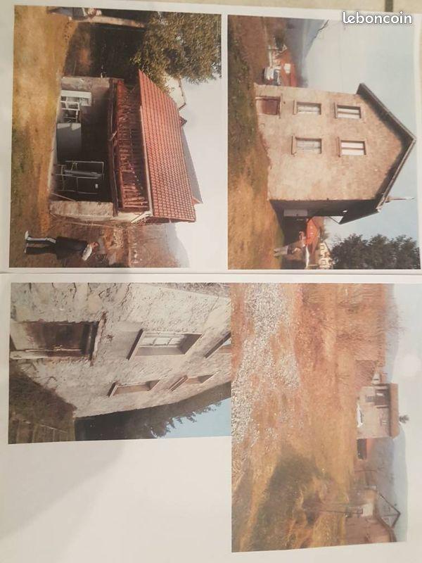 Maison à rénover avec terrain divisible