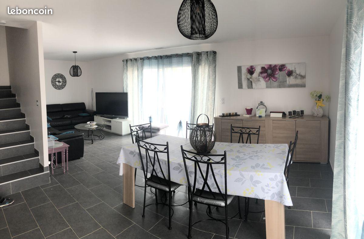 Maison neuve 5 chambres