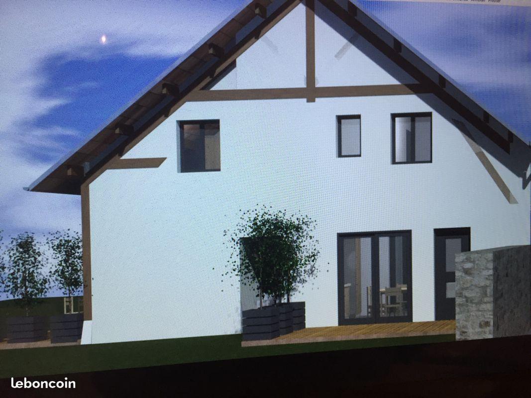 Appart Neuf T2 de 42 m2 + terrasse + garage
