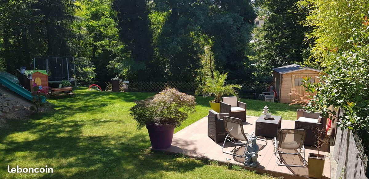 Maison centre Chaponnay