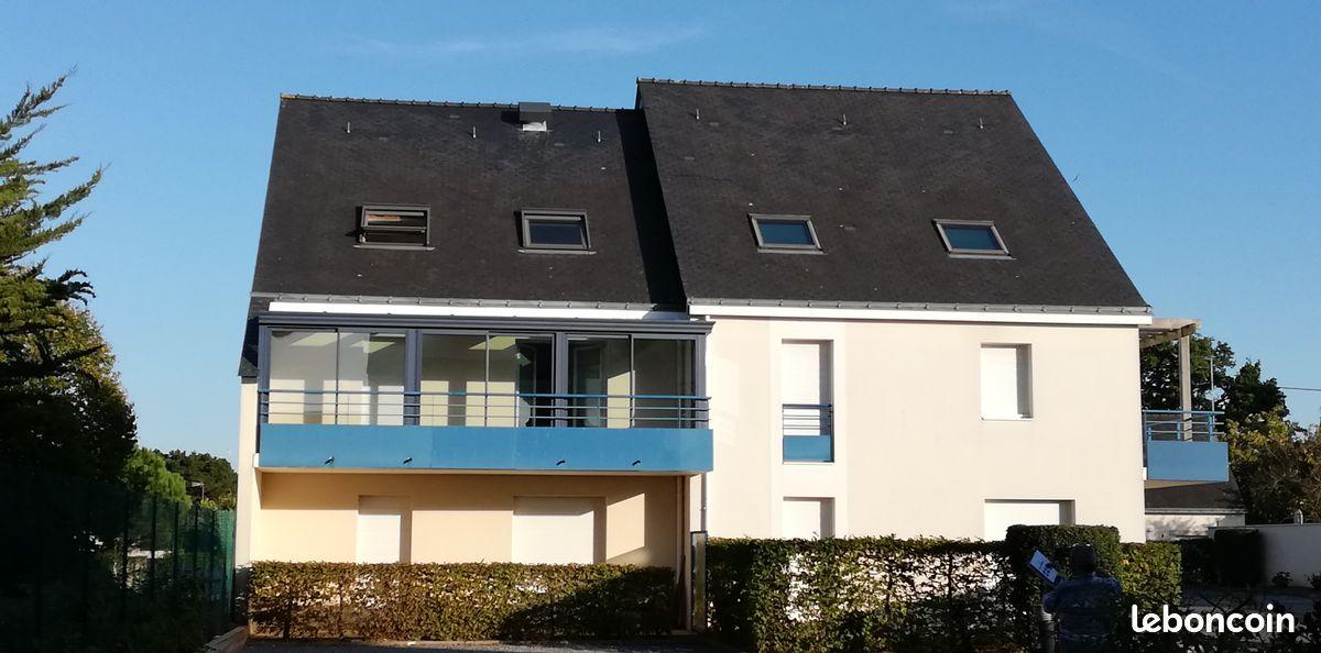 PENESTIN, Duplex 61 m2 + Terrasse couverte 13 m2