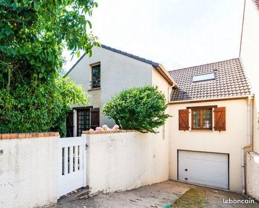 Maison - quartier de La Boissière - 7 pièces - 150 m² habitables