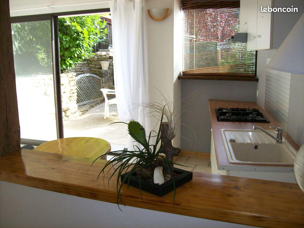 Appartement t2 bis avec terrasse