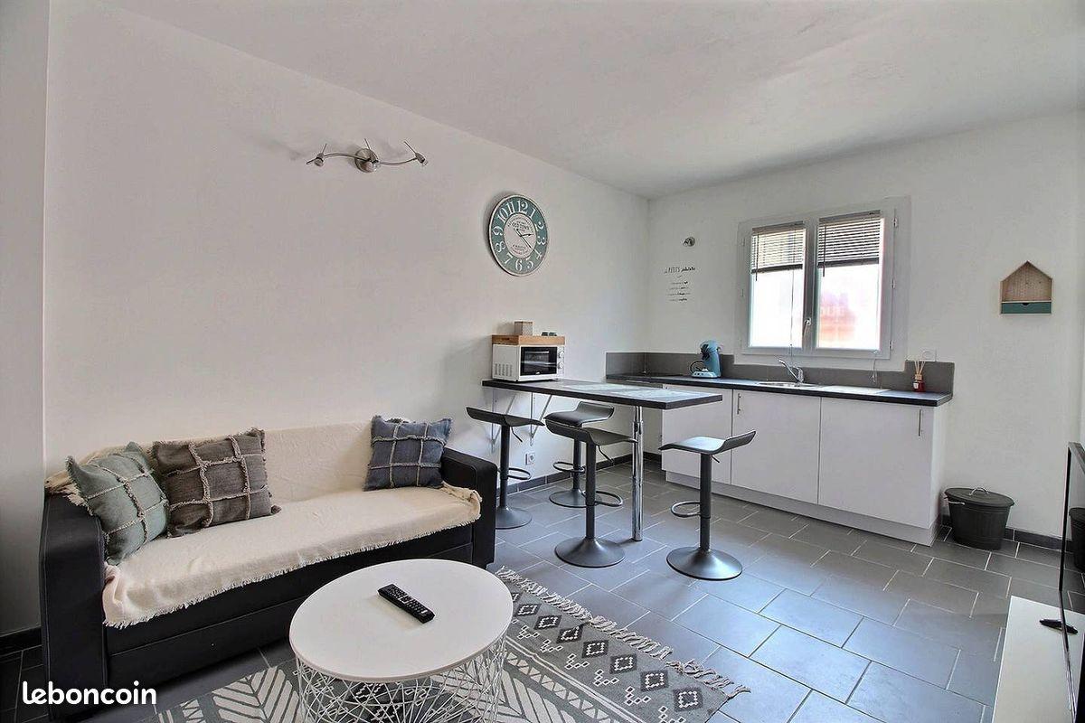 Appartement de 33m2 totalement neuf, meublé et équipé