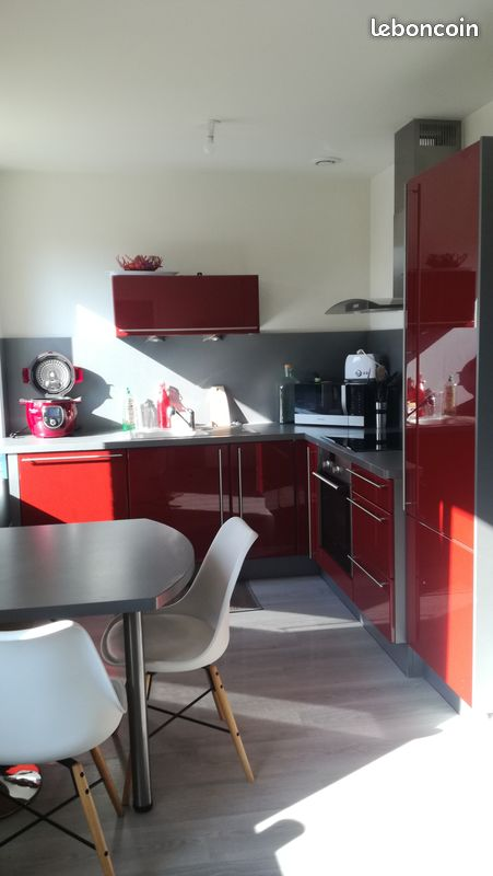 Appartement lumineux F4