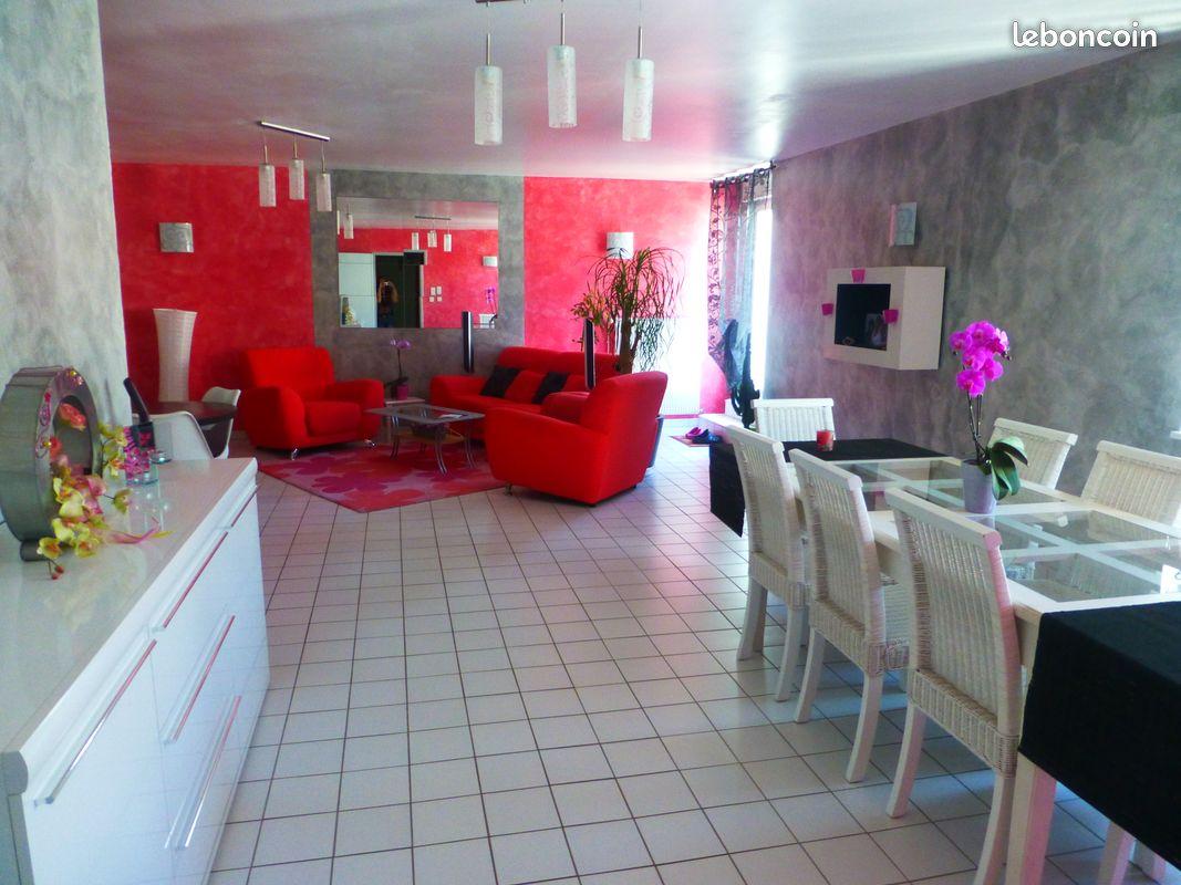 Appartement F4 de 106 m2