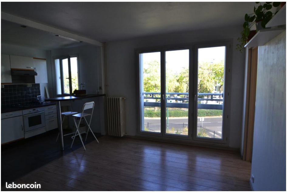 T3 Rénové de 60 m² dans une résidence sécurisée