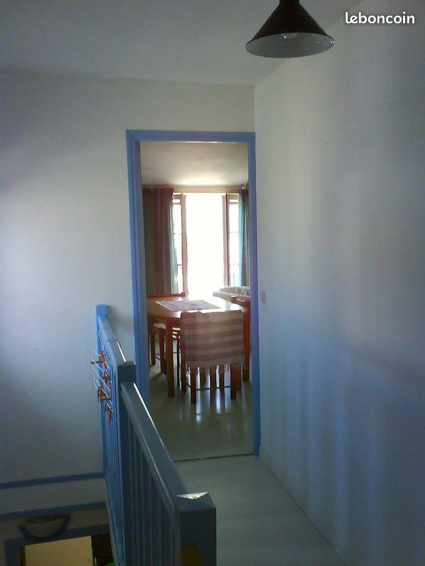 Appartement meublé à Marsilly