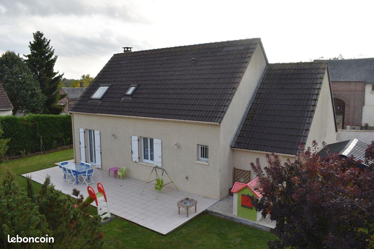 Maison 6 pièces 143M²