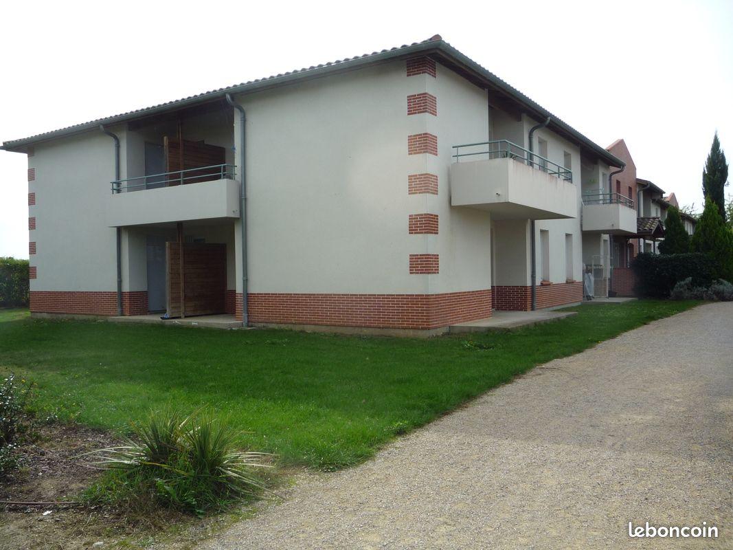 Appartement RDC T3 dans résidence sécurisée