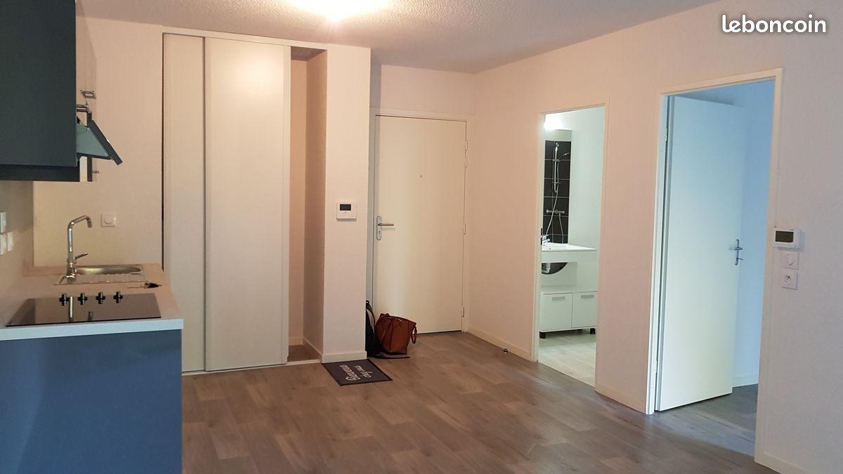 Appartement T2 neuf centre ville Audenge