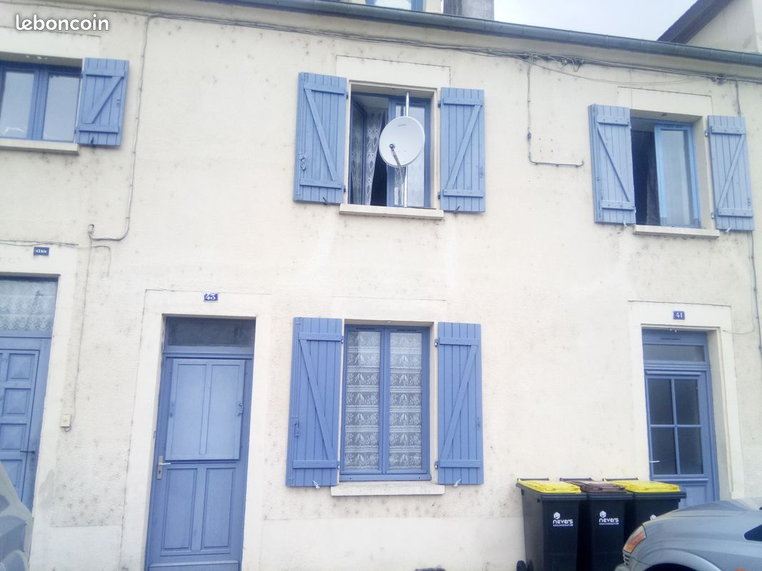 Location appartement challuy