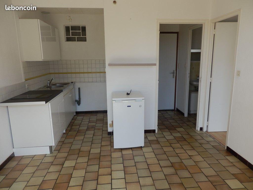 T1 28 m² avec balcon