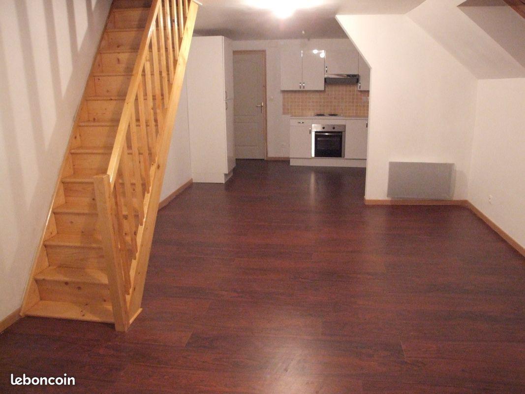 Location appartement 53m²