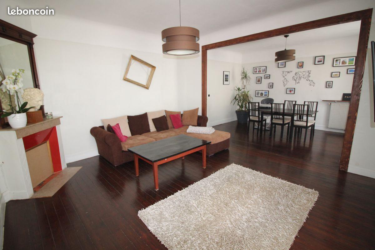 Appartement 85 m2 - 5 pièces - Proche Roissy