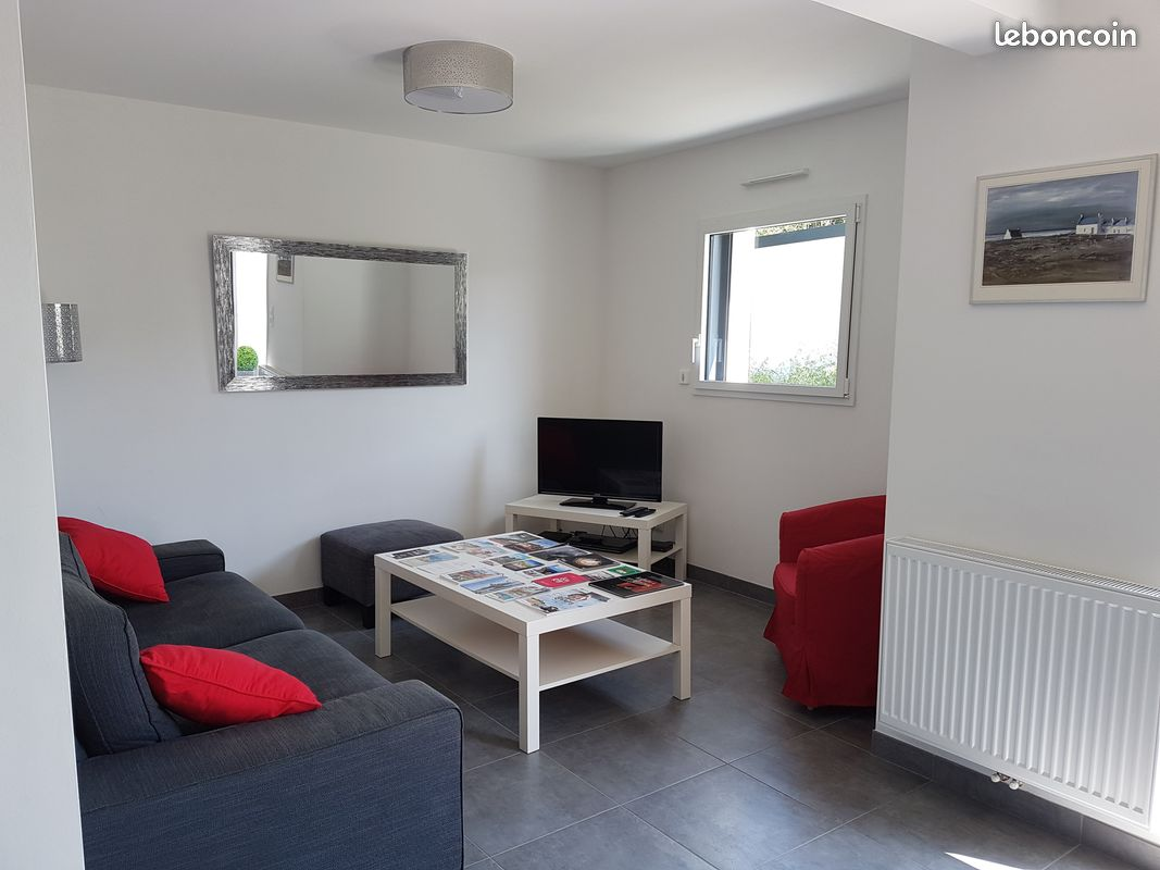 Maison meublée neuve 3 chambres Perros Guirec