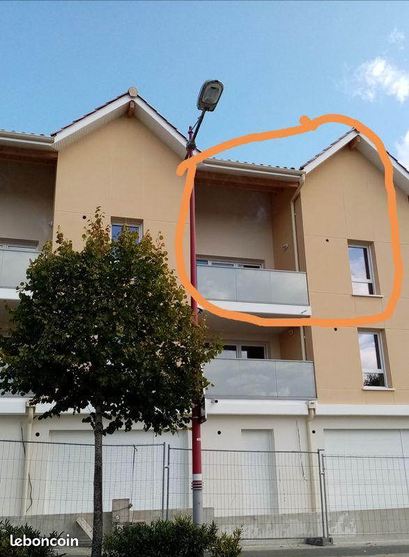 Appartement neuf t4 duplex le taillan