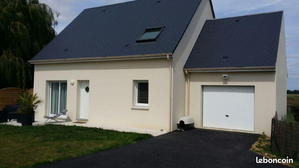 Loue Trés belle Maison BBC à MATHIEU Nord de Caen