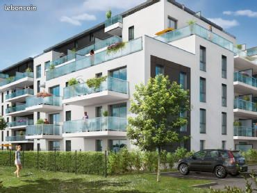 Appartement neuf talence