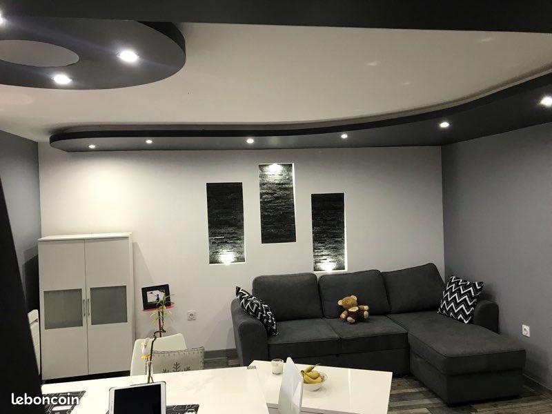 Bel appartement f2 rénové