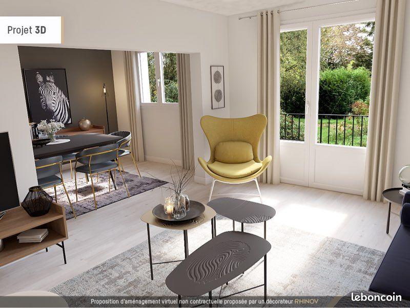 Appartement rénové à neuf dans résidence