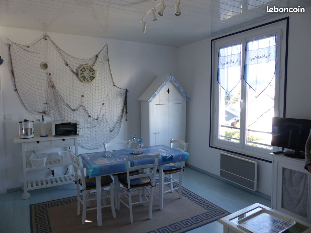 Appartement Morbihan bord de mer