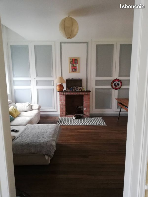 QUEVAUVILLERS - Appartement F3