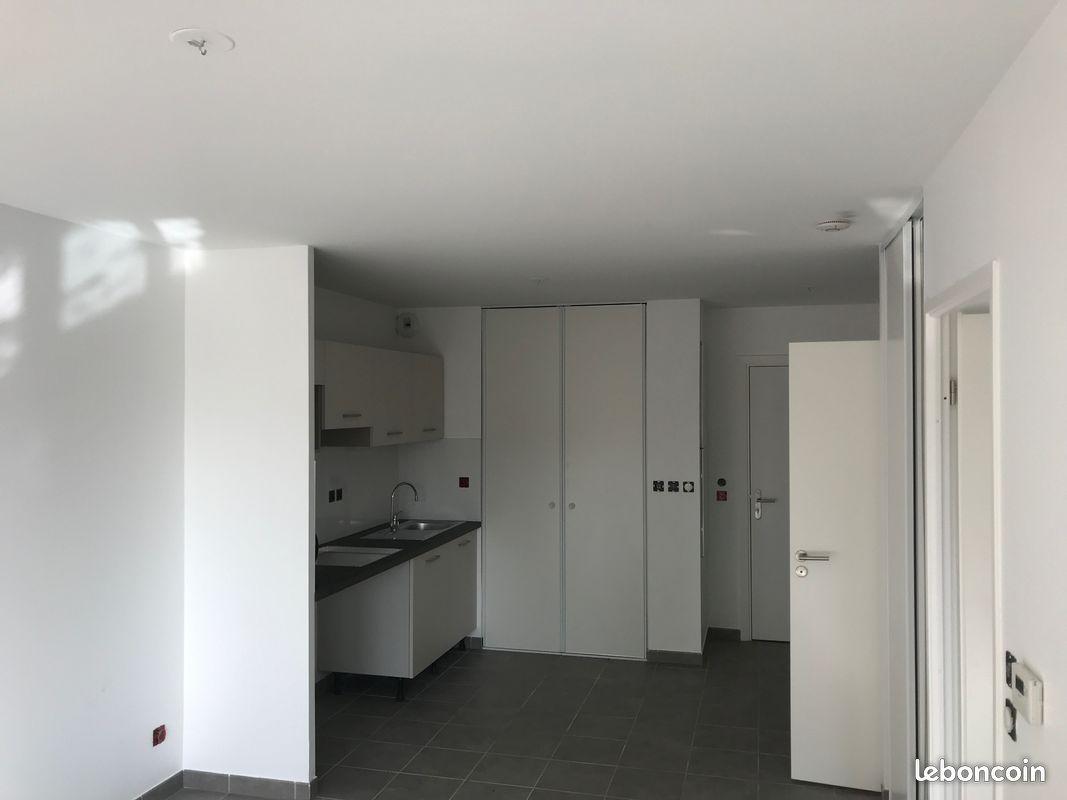Appartement T2 46m² Montrabé avec 2 parkings 570 e