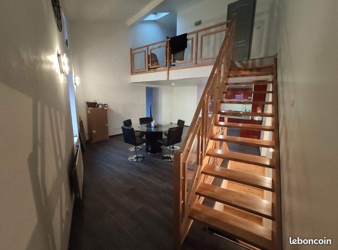 Superbe appartement Richardménil rénové