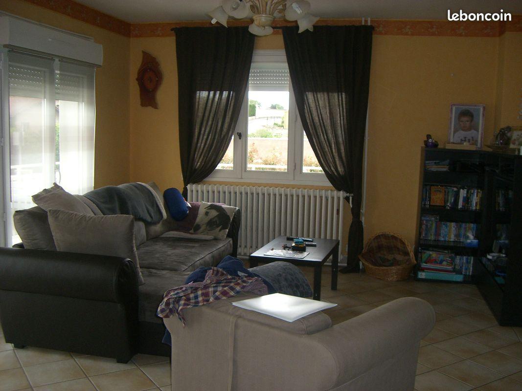 Location appartement avec jardinet