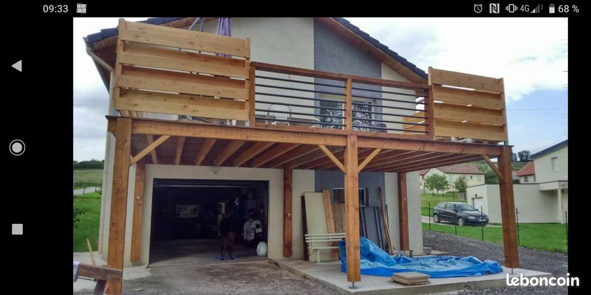 Maison Bettegney-Saint-Brice