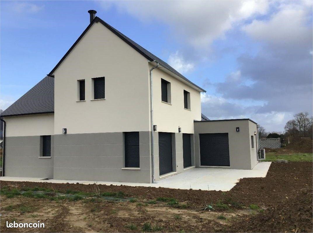 Maison neuve contemporaine 151m² 4ch Anisy