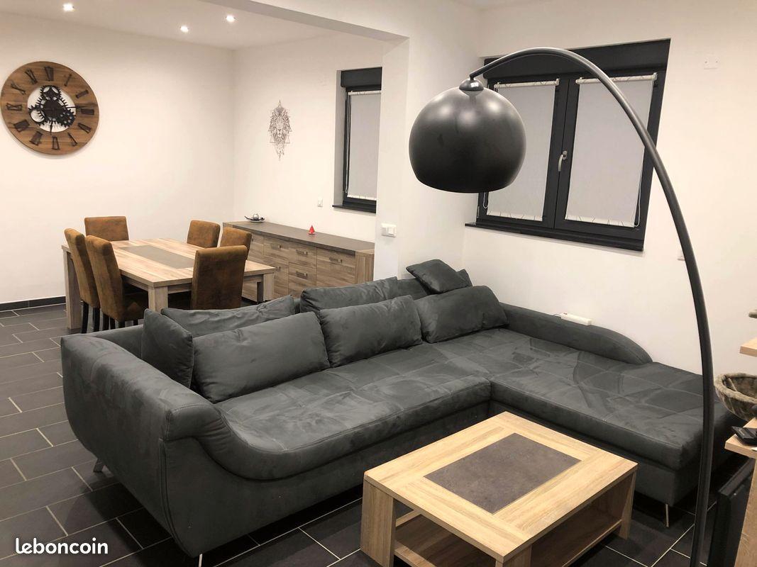 Location bel appartement t3 a stuckange
