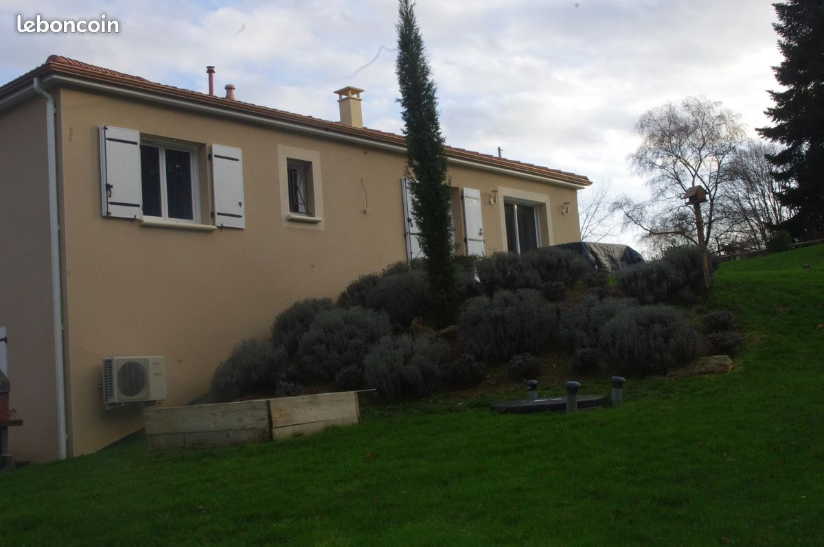 Maison sur Veyrac