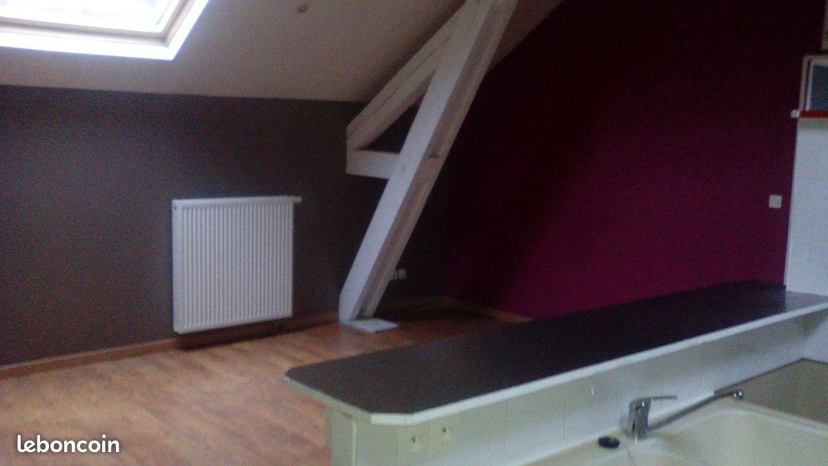 Appartement 2ème étage tout confort