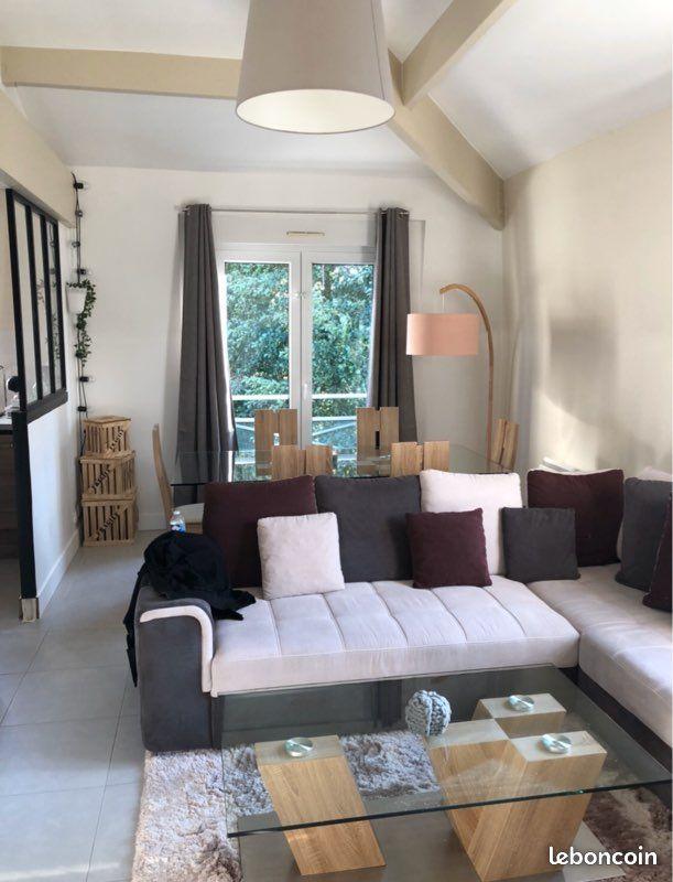 Bel appartement F3 Lamorlaye